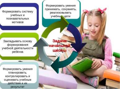 Формировать умения планировать, контролировать и оценивать учебные действия и...