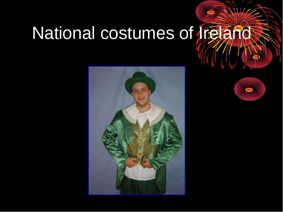 National costumes of Ireland
