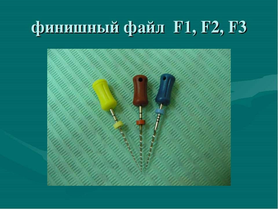 финишный файл F1, F2, F3