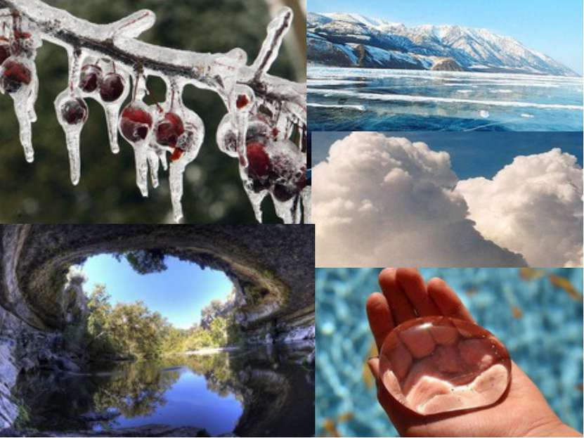Вода обладает удивительными свойствами, не встречающимися у других веществ. О...