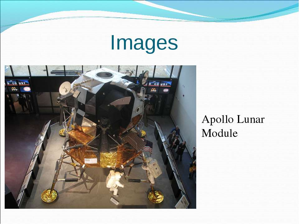 Apollo Lunar Module Images