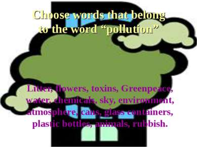 Litter, flowers, toxins, Greenpeace, water, chemicals, sky, environment, atmo...