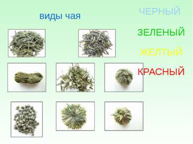 технологическая карта Приготовление чая Наименование продуктов Количество про...