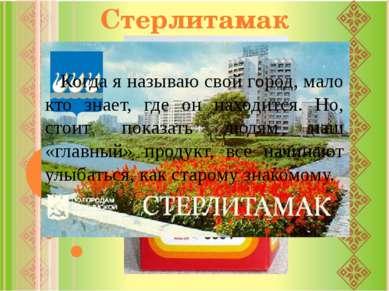 Администрация городского округа город Стерлитамак Республики Башкортостан. Меню