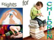 Rights for children