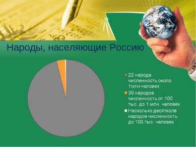 Народы, населяющие Россию