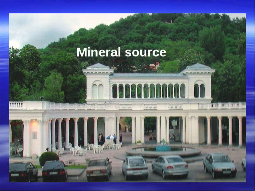 Mineral source
