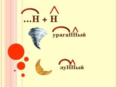 …Н + Н урагаННый луННый