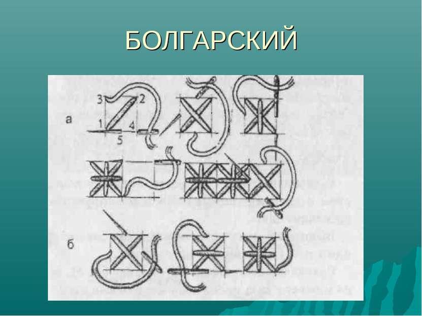 БОЛГАРСКИЙ