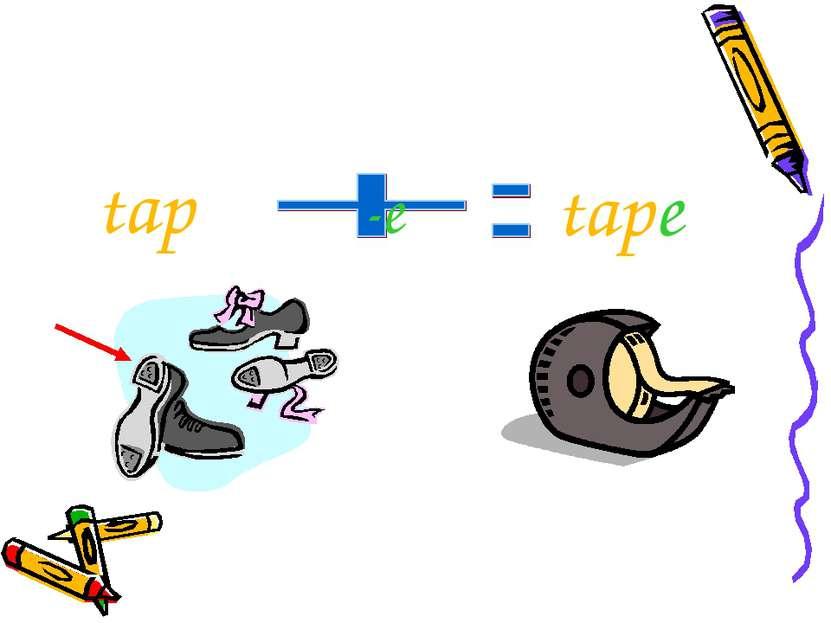 tap -e tape