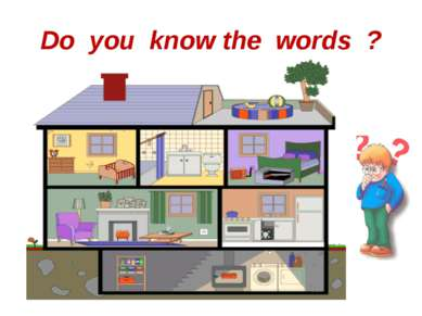 Do you know the words ?
