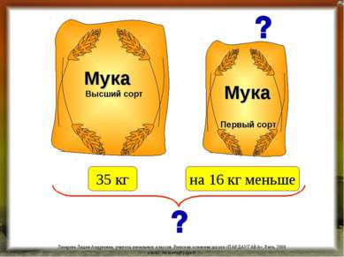 35 кг на 16 кг меньше Лазарева Лидия Андреевна, учитель начальных классов, Ри...