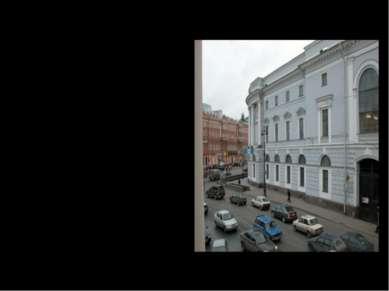 В рукописном отделе библиотеки имени Салтыкова-Щедрина, чуть сбоку вырисовыва...