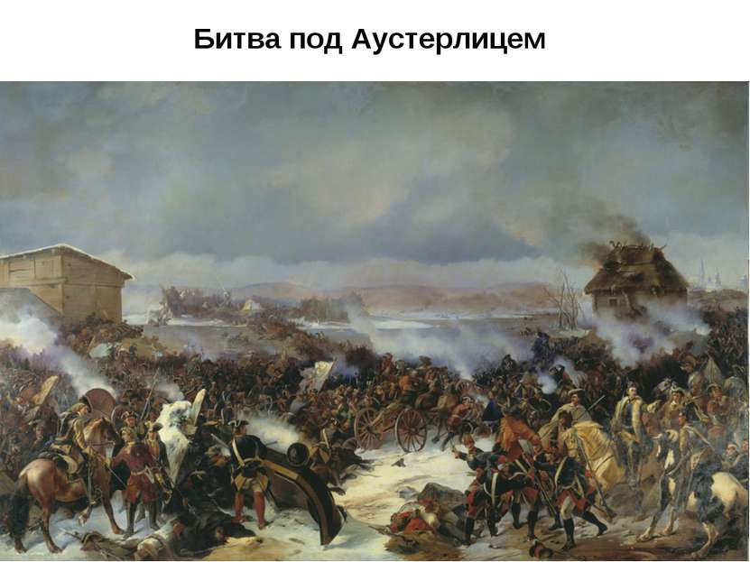 Битва под Аустерлицем