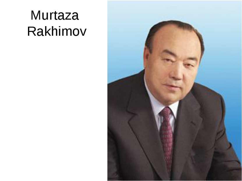 Murtaza Rakhimov
