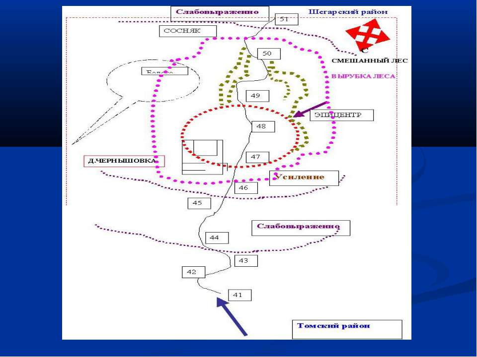 План-карта