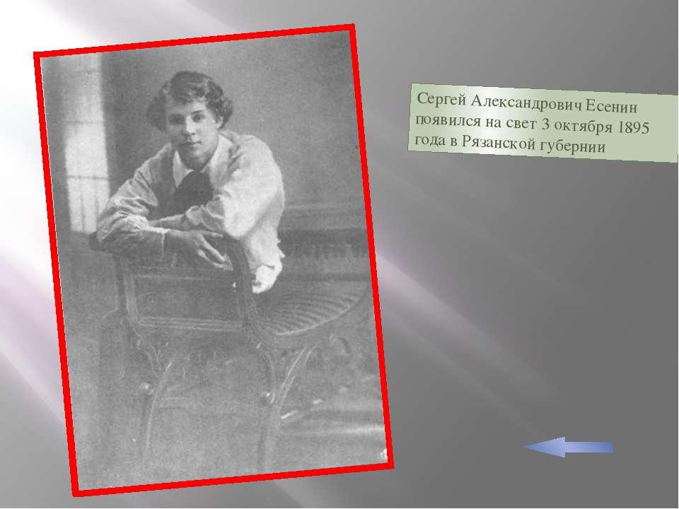Писать стихи Сережа начал еще в ранней юности, во время обучения в церковно-у...