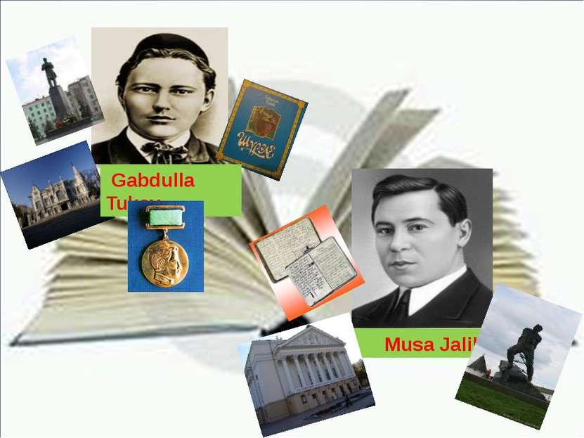 Gabdulla Tukay Musa Jalil