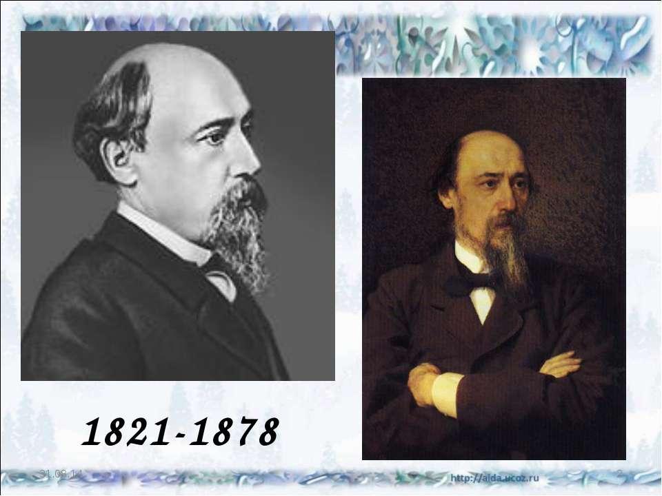* * 1821-1878