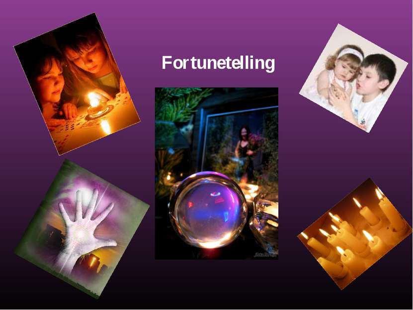 Fortunetelling