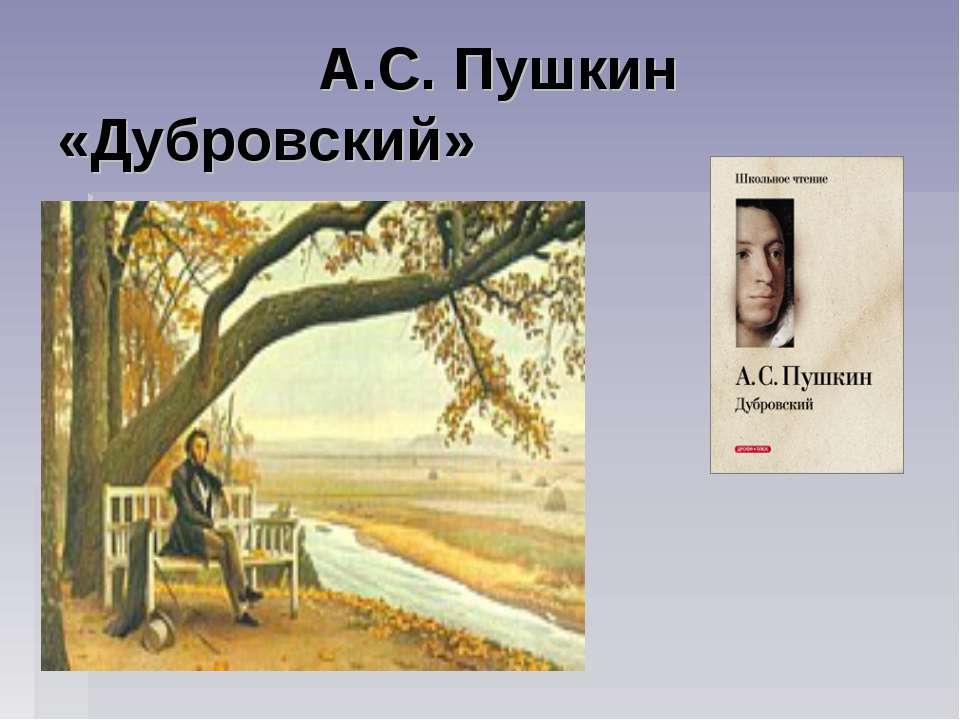 Дубровский пушкин mobi