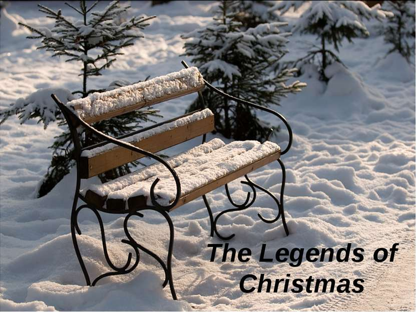 The Legends of Christmas
