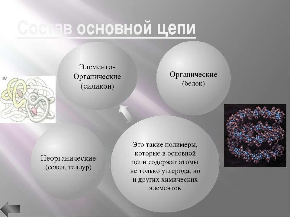 Стереорегулярные полимеры Примеры отрезка цепи, включающего 4 звена, соединен...