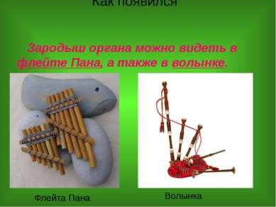 Орган - духовой клавишный музыкальный инструмент.