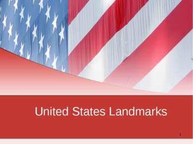 United States Landmarks