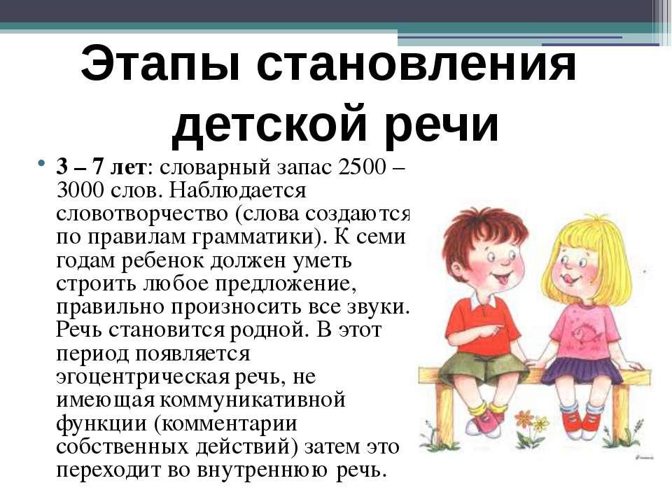 что должен уметь ребенок в 5 года: