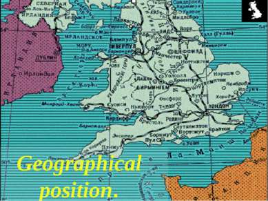 Geographical position.