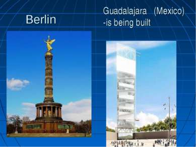Berlin Guadalajara (Mexico) -is being built