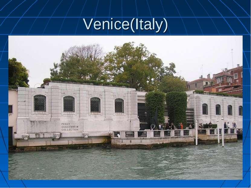 Venice(Italy)