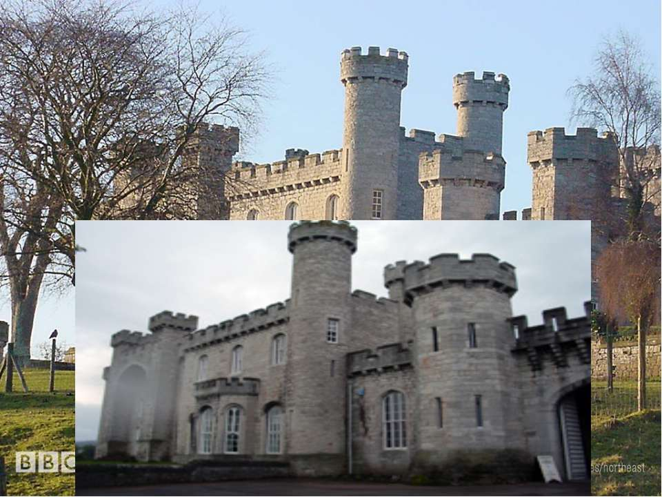 Many mystery ghosts have been spotted at Bodelwyddan Castle in north Wales. T...
