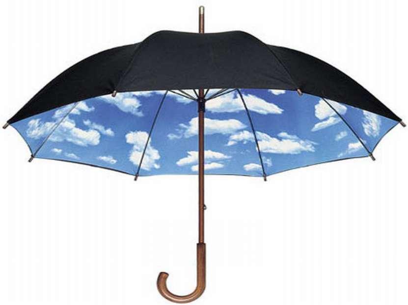 Как образовалось слово «зонт»