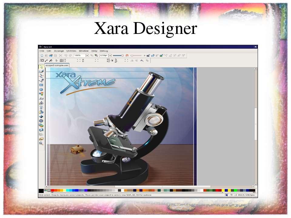Xara Designer
