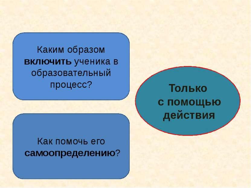 Отличительные особенности ФГОС 2. Основная цель – развитие личности на основе...