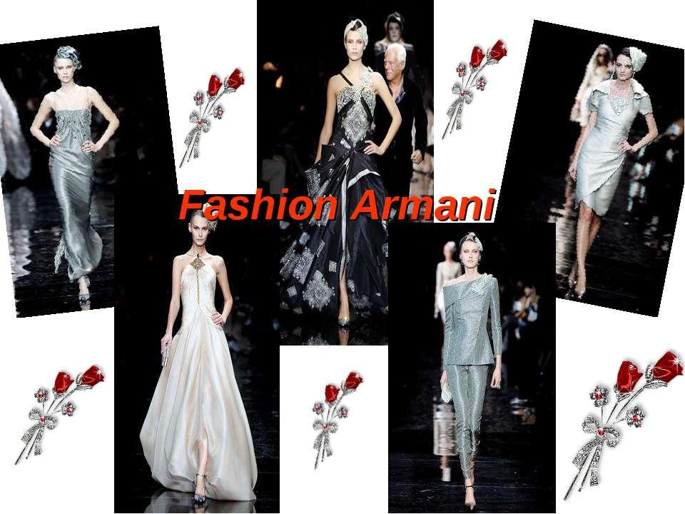 Fashion Armani