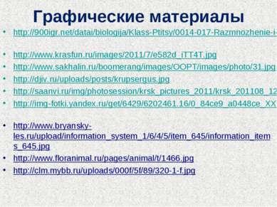 Графические материалы http://900igr.net/datai/biologija/Klass-Ptitsy/0014-017...