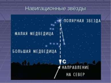 Навигационные звёзды