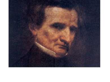 Гектор Берлиоз Фр. композитор, дирижёр, новатор в области муз. форм. «Фан тас...