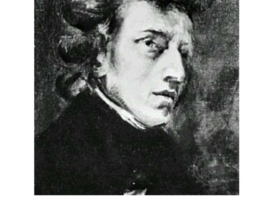 Фридерик Шопен Польский композитор, пианист, жил в Париже. Сочинения д/фп - м...