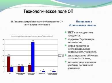 В Лысьвенском районе около 80% педагогов ОУ используют технологии Инициатива ...