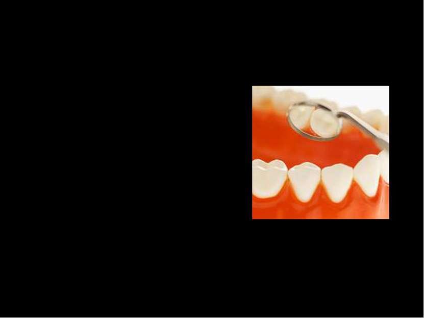 Здоровые зубы - гарантия здоровья Объясните, почему наше здоровье зависит от ...