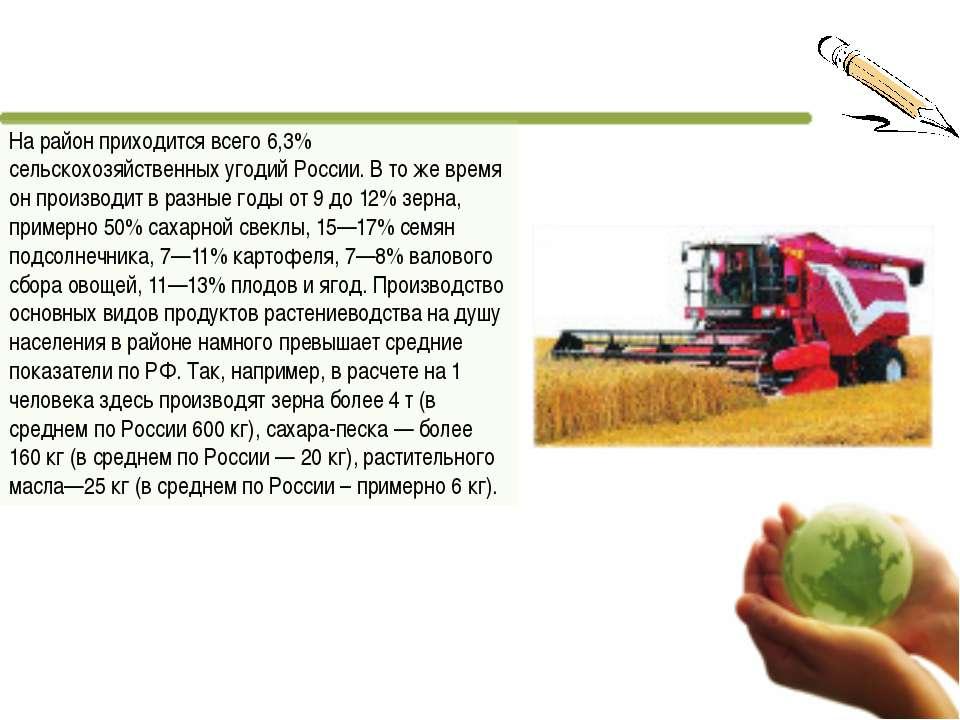 Масло - жировое производство — одно из самых старых в Центральном Черноземье....
