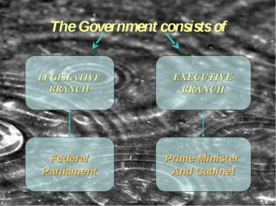 The Government consists of
