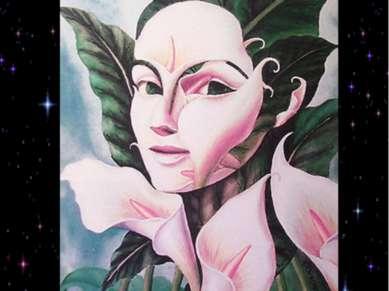 Lady in Field of Lilies
