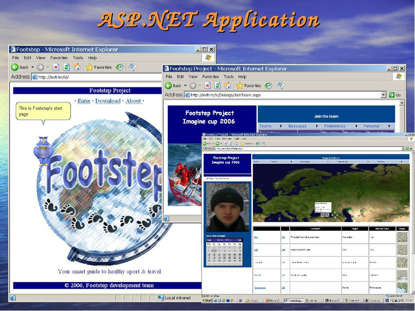 ASP.NET Application