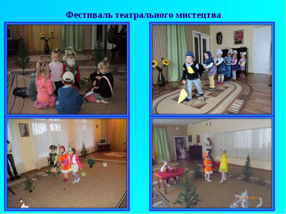 Фестиваль театрального мистецтва