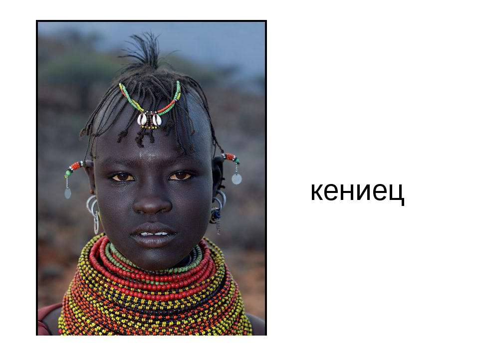 кениец